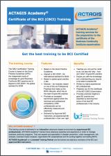 BCI Brochure