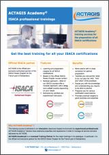 ISACA Course Brochure